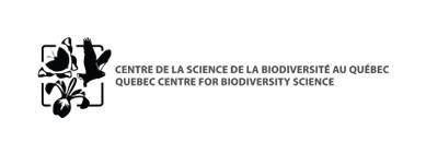 Centre de la science de la biodiversité du Québec Logo